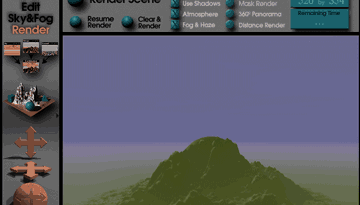 KPT Bryce 1.0.1 (Macintosh)