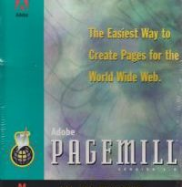 Adobe PageMill 1.0 (Macintosh)