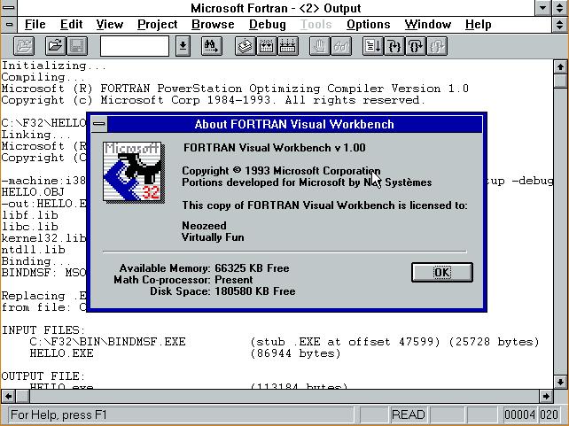 Fortran powerstation 40 manual download