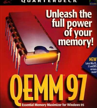 QEMM 97 (Windows)