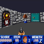 Wolfenstein 3D (Apple II)