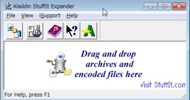 Aladdin Expander 2.0 (Windows)
