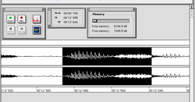 Amadeus II 3.8.7 (Macintosh)