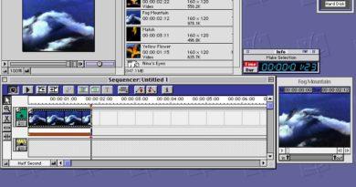 Avid VideoShop 3.0.2 (Macintosh)
