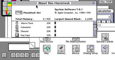 System 7.0.1 (Macintosh)