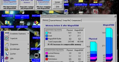 MagnaRAM 97 (Windows)