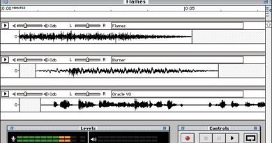 SoundEdit 16 2.07 (Macintosh)