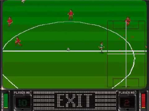 Striker CD32 (Amiga)