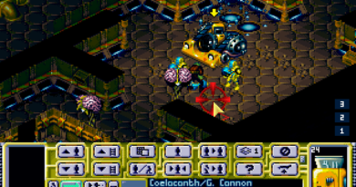 X-Com: Terror From The Deep (DOS)