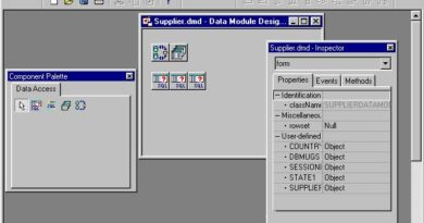 Visual dBase 5.7 (Windows)