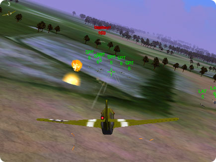 WarBirds 2.77 (Macintosh)