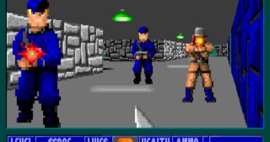Wolfenstein 3D (Macintosh)